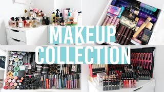 MAKEUP COLLECTION 2018!