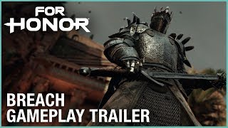 For Honor - Breach Játékmenet Trailer