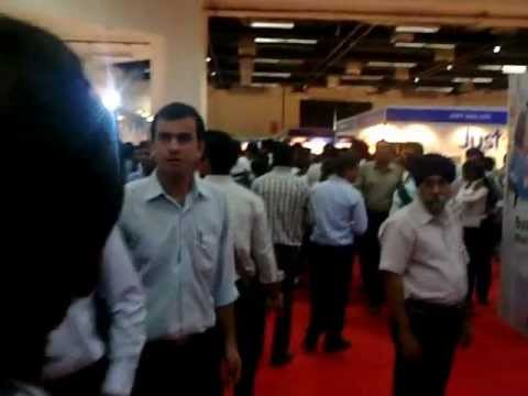 Inside Jumbo Job Fair - YouTube