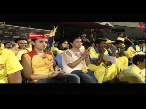 Chennai Rhinos Vs Karnataka Bulldozers 2nd Inn | Over 1-5 | Bangalore