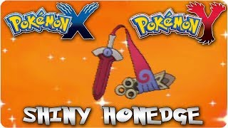 Pokemon X & Y: Hatching Shiny Honedge!