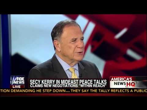 Ambassador Dan Gillerman on Secy Kerrys Midest Peace Effort w   Iran   Fox News   6 30 13