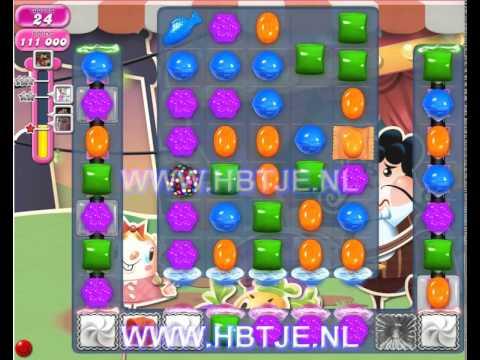 Candy Crush Saga level 558