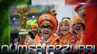 Italia-Olanda: sfida a colpi di numeri