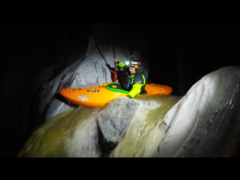 GoPro: Underground Cave Kayaking