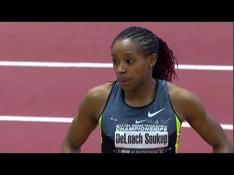 Deloach-Soukup retains US long jump title - Universal Sports