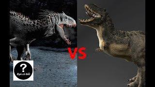 Vastatosaurus rex Vs Indominus rex, con nào sẽ thắng #9 || Bạn Có Biết?