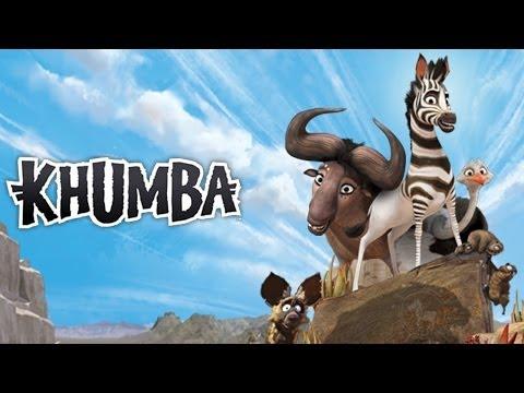 La bande annonce de Khumba