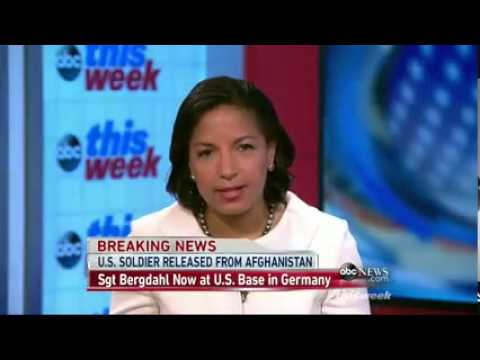 Susan Rice: Bergdahl Served With 'Honor and Distinction'