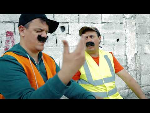 """الكوميديان جمال ونور الدين في سكيتش جديد """"الباركين"""""""