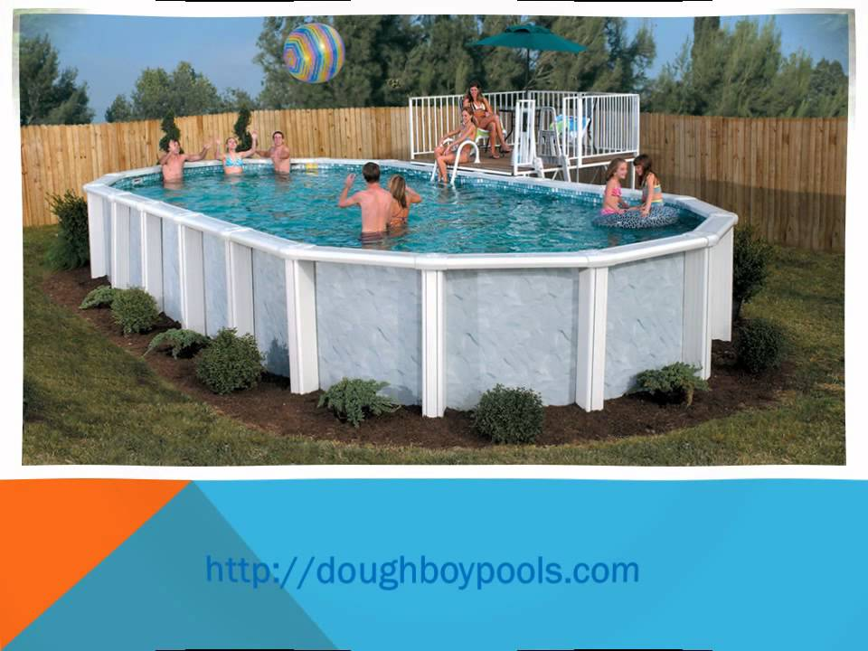 Doughboy pools doughboy pool parts pools maintenances youtube for Doughboy above ground swimming pools