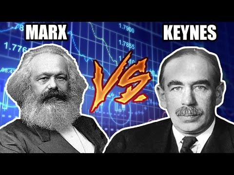 Does Printing More Money Fix the Economy? Marx vs. Keynes