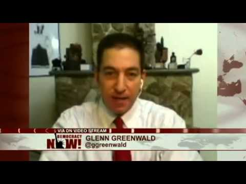 The End of Internet Privacy? Glenn Greenwald On Secret NSA Program to Crack Online Encryption