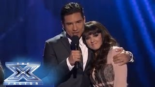 Rachel Potter Is Eliminated From The X Factor THE X