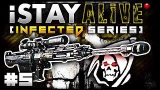 """CoD Ghosts: LYNX KEM STRiKE?! """"iSTAY ALiVE"""" W/ Elite #5"""