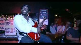 Lucky Peterson : Blues Night in Paris