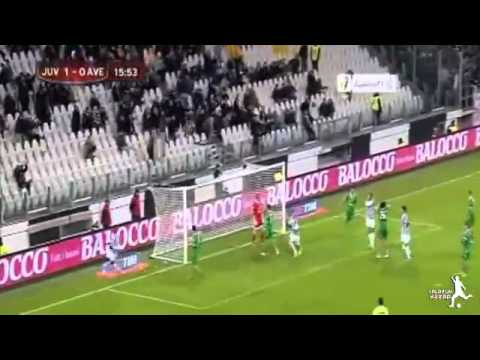 Juventus vs Avellino (3-0) All Goals & Highlights [18.12.2013]