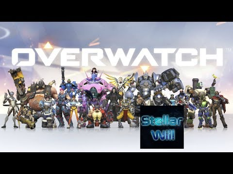 Overwatch (PC) // !drink // QuickPlay Gameplay!! Members Can Join!!