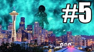 """SEATTLE + EPIC NEW POWER!"" Infamous: Second Son Gameplay Walkthrough Part 5 (PS4 Infamous)"