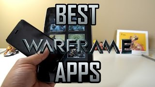 The Best Warframe Apps For Android And IOS