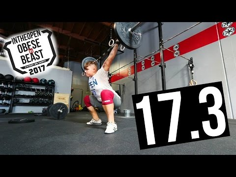 Crossfit Open Workout 17.3 (Full Wrokout)