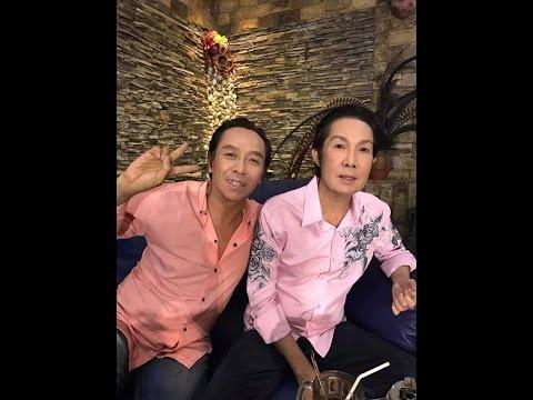 Vũ Linh và em trai Tiểu Linh 'tám' chuyện ăn nhậu tại nhà Vũ Linh (4/2017)