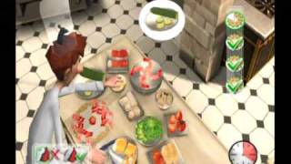 Ratatouille Movie Game Walkthrough Part 10 (Wii)