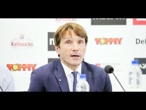 Trener Carrillo nakon Hajduk - Slaven Belupo 1:1