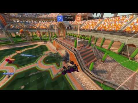 My best Rocket League Moments(Saves,Goals)