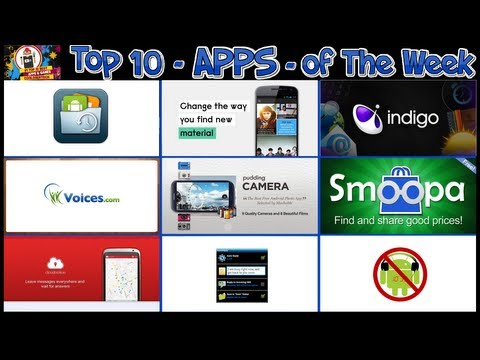 #207 APPS - Best Apps of The Week - Top 10 - App Restore Now