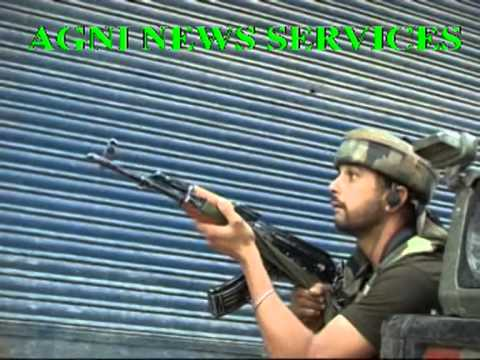 SOPORE.. HEAVY GUN BATTLE BETWEEN ARMY AND MILITANTS.
