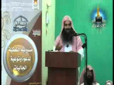 Sheikh tauseef ur rehman shirk at Hussain Tekri India Part 11.flv