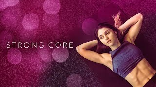 STRONG CORE Workout (Build Ab Strength!!)