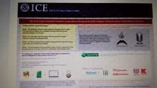 """How To Remove """"ICE Cyber Crimes Center"""" Ransomware Virus"""
