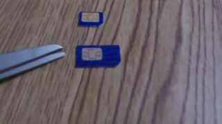 Como cortar un chip a microchip