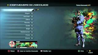 Explication Mode Escouade/ COD Ghost