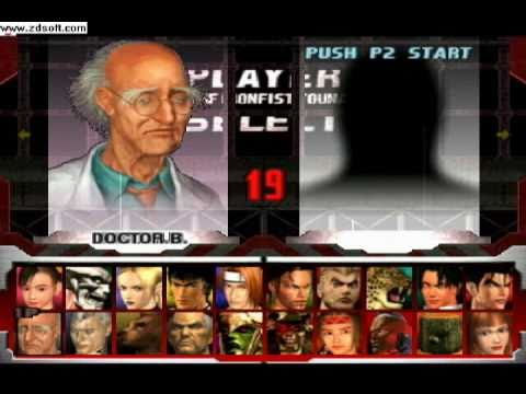 tekken 3 unlock... How To Unlock All Characters