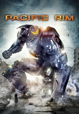 pacific rim dvd cover art  Pacific Rim (2013)