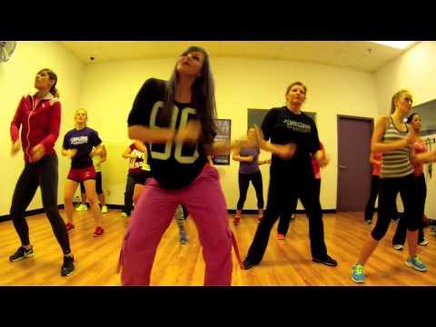Skrillex - Rock 'n' Roll Zumba with Mallory HotMess