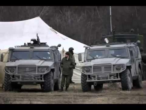 Ukraine mobilizes after Putin's 'declaration of war'