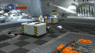 LEGO Star Wars II Walkthrough Episode V Chapter 2 Escape