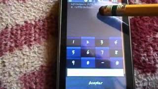 Subir Volumen De La Bocina A Samsung Gt-s5560 (tocco