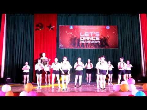 [LET'S DANCE 2017] Sư phạm Anh K37B