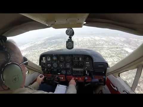 Cessna Cardinal Touch & Go