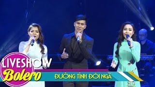 Đường Tình Đôi Ngã - Phương Thảo, Lý Thu Thảo, Hoàng Ngọc Sơn | Nhạc Trữ Tình Bolero 2017 | MV HD
