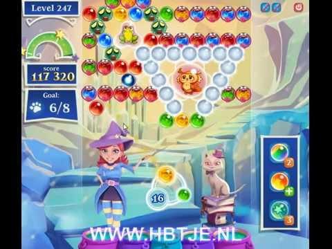 Bubble Witch Saga 2 level 247