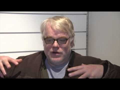 Philip Seymour Hoffman's Last AP Interview