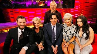 The Graham Norton Show with Jamie Dornan, Julie Walters, Stephen Mangan, Rita Ora (русские субтитры)