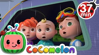 Rain Rain Go Away | +More Nursery Rhymes & Kids Songs - Cocomelon (ABCkidTV)