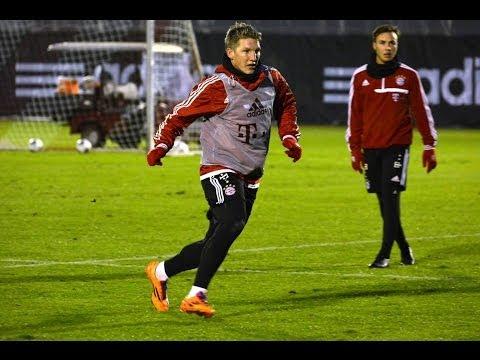 Bastian Schweinsteiger is back!